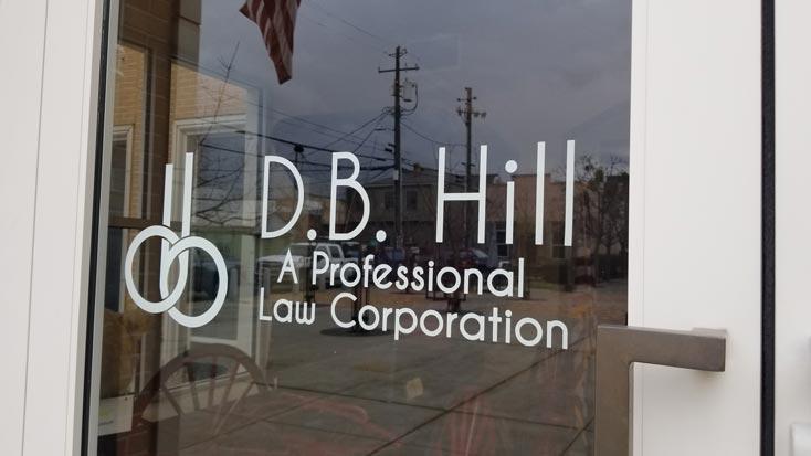 DB Hill Law Lincoln CA