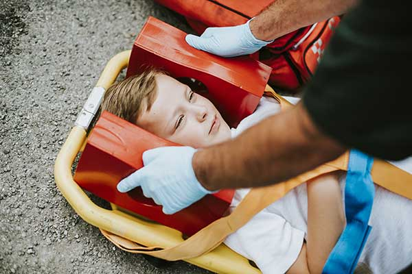 Injury to Children Lawyer DB Hill Law Lincoln CA