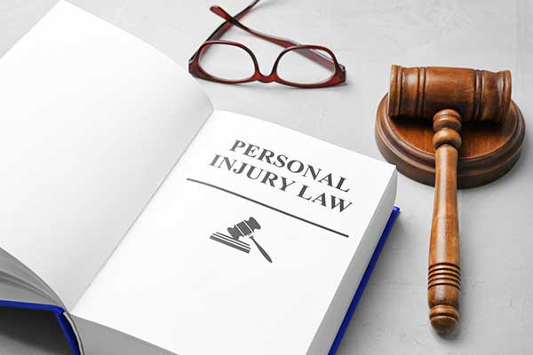 Personal Injury Lawyer DB Hill Law Lincoln CA