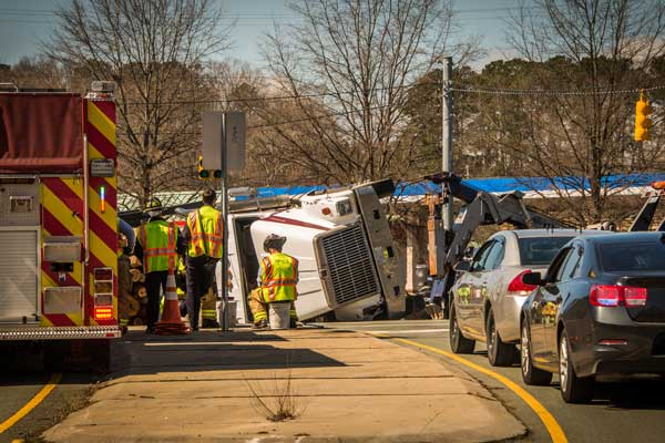 Semi Truck Accident Legal Services- Lincoln CA - DB Hill